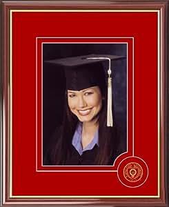 Campus Images NCAA 俄亥俄州立大学精神肖像框架