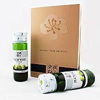 台湾荣祺 台湾荣祺青梅酒 梅子酒 出口日本清酒 水果酒礼盒装