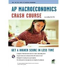 AP Macroeconomics Crash Course (Advanced Placement (AP) Crash Course) (English Edition)