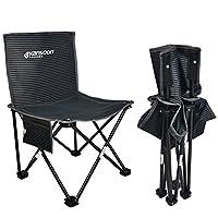 KANSOON凯速户外便携条纹靠背折叠凳钓鱼折叠椅家用休闲写生折叠凳HD40(赠送收纳包)