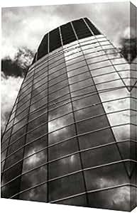 "PrintArt GW-POD-11-PSHSF-1336-16x24""云塔 III"" 由 Alan Hausenflock 画廊包边艺术微喷油画艺术印刷品,40.64 cm x 60.96 cm"