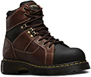 Dr. martens 中性款 ironbridge tec-tuff ST 8系带皮靴