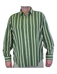 TOMMY bahama 长袖直筒 Away 丝绸 / 羊毛休闲短袖衬衫