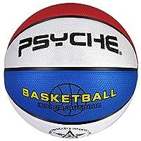 Wisdom Leaves 迷你橡胶篮球,儿童小篮球,游戏球 3 号(22 英寸)