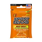 Jelly Belly Sport Beans, Energizing Jelly Beans, Orange Flavor, 24 Pack, 1-oz Each