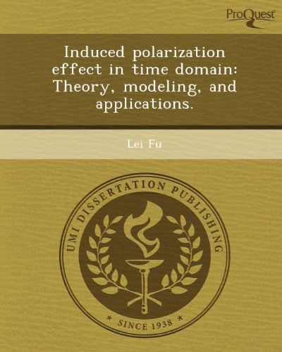 Induced Polarization Effect in Time Domain: Theory