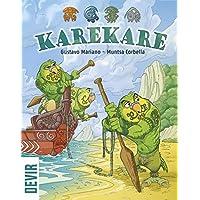 Thames & Kosmos BGKARE Thames & Kosmos, Devir: KareKare,瓷砖摆放游戏,2-4 名玩家,10岁以上