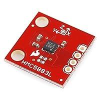 三轴数字罗盘 HMC5883L 传感器模块 小车机器人配件 Sparkfun中国区域代理 原装进口--奥松机器人RobotBase