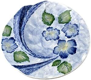 European Gift Blue Sky Medium Serving Platter