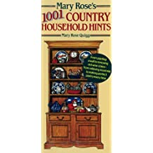 1001 Country Household Hints (English Edition)