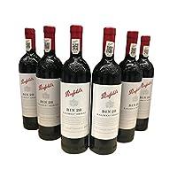 Penfolds 奔富 Bin 28 卡琳娜设拉子干红葡萄酒750ml*6(澳洲进口红酒)(新老包装、年份随机发货,品质不变 )