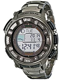 Casio 卡西欧男士 PRW-2500T-7CR Pro Trek 太阳能数字运动手表