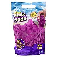 Kinetic 沙子,6047185-907克袋粉红色