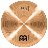 Meinl Cymbals 45.72cm 中国 – HCS 传统铜色鼓套装,德国制造,2 年保修(HSB18CH)