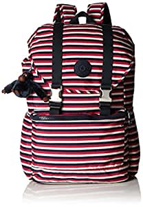 Kipling Experience School Backpack, 45 cm, 25 Litre, Sugar Stripes