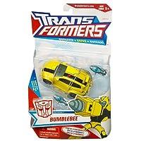 Transformers animated 豪华可动公仔–Autobot 大黄蜂