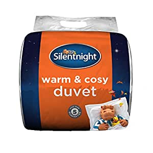 Silentnight Warm And Cosy Tog 羽绒被 - 白色 白色 Double 445696GE