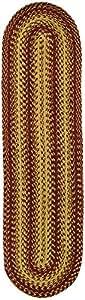 IHF Rugs 黄麻编织桌布 33.02 厘米 x 121.92 厘米