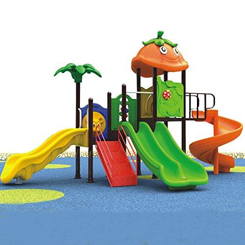 鑫乐林 幼儿园滑滑梯组合玩具游乐设备 儿童乐园商场大型滑梯户外