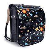 双背带盖 太阳系行星和宇宙星象仪(黑色) N4140100