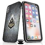 手机配件包 - 屏幕保护膜,哑光 iPhone 手机壳和手机手柄,普渡大学锅炉制造者设计 IPhone 7/8 Purdue Boilermakers (Glossy Finish)