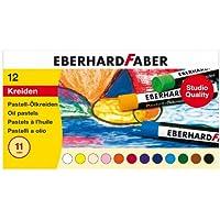 Eberhard Faber 522012 – 粉笔 12,纸盒盒