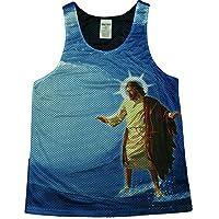 surfs UP 耶稣背心上衣