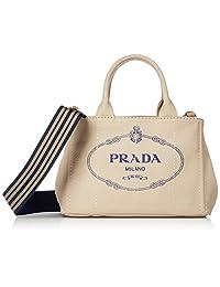 PRADA 普拉达 女士 CANAPA 两用包 附可调节肩带 1BG439ROO ZKI