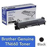 Brother Printer TN660 High Yield Toner