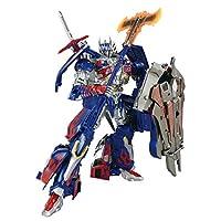 Transformers TLK - 15 Calibur Optimus Prime Limited Edition
