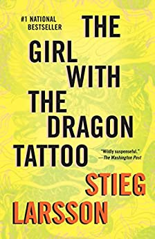 """The Girl with the Dragon Tattoo (Millennium Series Book 1) (English Edition)"",作者:[Larsson, Stieg]"