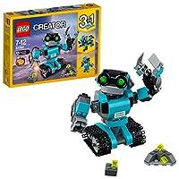 LEGO 乐高  拼插类 玩具  LEGO Creator 创意百变系列 机器人探险家 31062 7-12岁