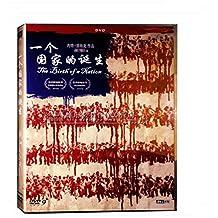 正版欧美电影光盘 一个国家的诞生DVD9碟片 美国南北战争