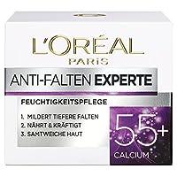 L'Oréal Paris 歐萊雅 抗皺專家 面霜 含鈣 適合 55+ 年齡使用 1 x 50 ml