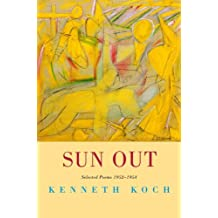 Sun Out: Selected Poems 1952-1954 (English Edition)