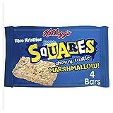 Kellogg's Rice Krispies Squares Marshmallow Bars, Pack of 11