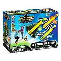 Stomp Rocket 特技飞机,3架飞机