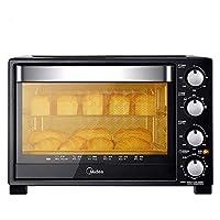 美的(Midea) 电烤箱T3-L323D 家用烘焙蛋糕32L大容量搪瓷内胆多功能烤箱