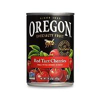 OREGON 水果 pitted 紅色 Tart 櫻桃 cm 水,每罐(8包裝)