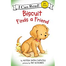 Biscuit Finds a Friend (My First I Can Read) (English Edition)