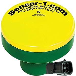 Sensor-1 GPS 速度传感器,5 Hz 带天气包装塔连接器 DS-GPSM-CIHT5-Y/G