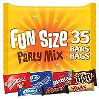 MARS 瑪氏 多種口味趣味尺寸混合派對裝,每袋600克,8袋裝