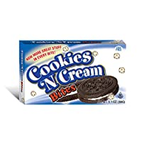 Cookies 'N Cream Bites Theatre Box, 3.1 Ounce (Pack of 12)