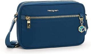 Hedgren Spark 中号斜挎包钱包,纤细长方形时尚包