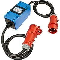 AS - Schwabe 61745 混音电表中等校准 400 V/16 A 400 V/蓝色