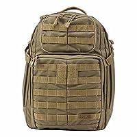 5.11 RUSH24 Tactical Backpack, Medium, Style 58601, Sandstone