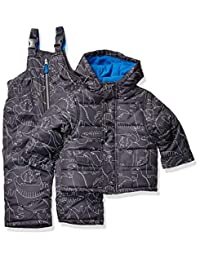 Carter's Baby Boys Heavyweight 2-Piece Skisuit Snowsuit