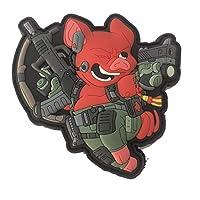 TACOPSGEAR 中国小猪年份 2019 补丁红色版