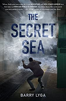 """The Secret Sea (English Edition)"",作者:[Lyga, Barry]"