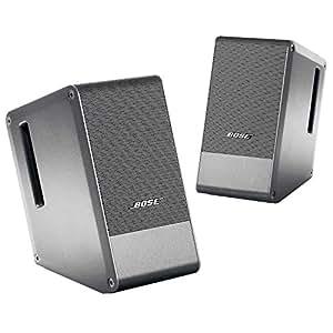 Bose MusicMonitor 电脑音箱 扬声器-银色